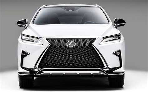 Comparison Lexus Rx 350 2017 Vs Toyota Harrier 2016