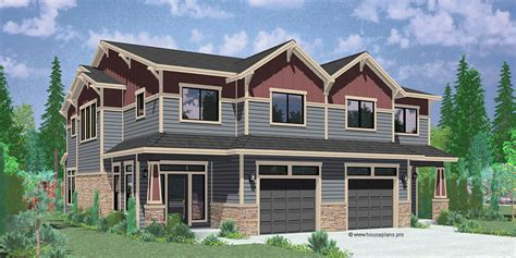 duplex plans house plans duplex triplex custom building design firm