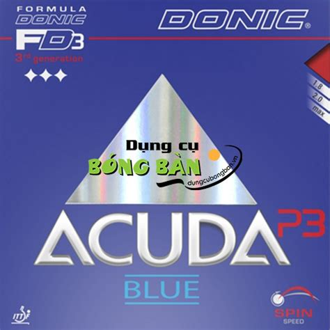 Donic Acuda Blue P1 acuda blue p1