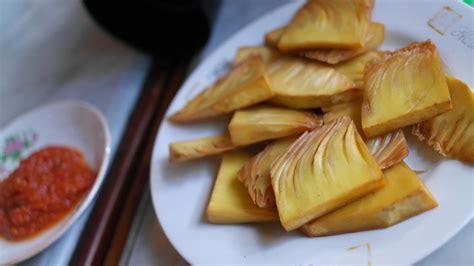 cara membuat cakwe goreng renyah cara memasak sukun goreng tepung renyah dan enak nyok masak