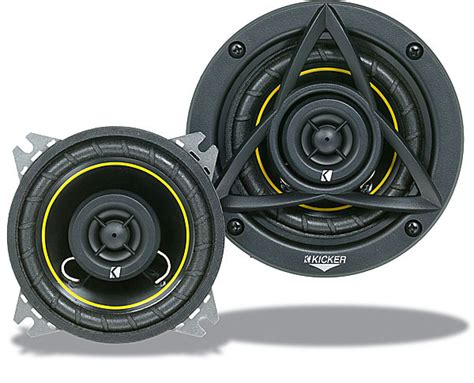 Jeep Wrangler Speaker Replacement Kicker Package Jeep Wrangler 1997 2006 Ds400 Ds65