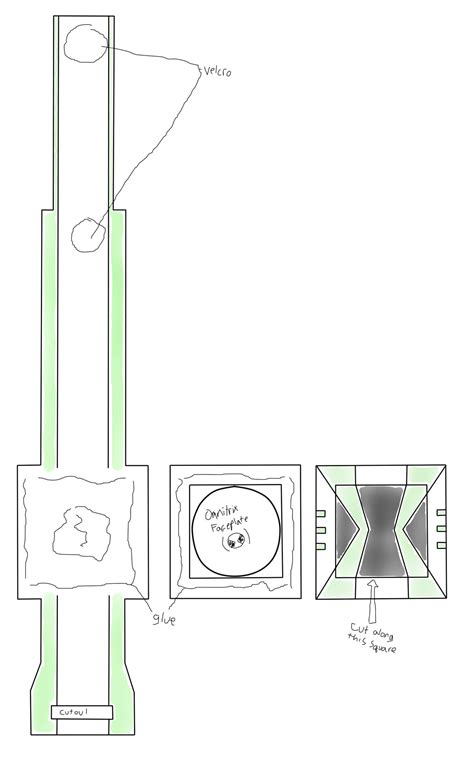 How To Make A Paper Ben 10 Omniverse Omnitrix - omniverse omnitrix diagram by doc04 on deviantart