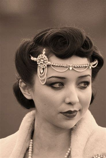 39 piece hair 95 best 1920 s hair images on pinterest bridal