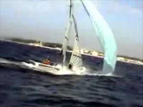 boat wrecks youtube sailing crashes youtube
