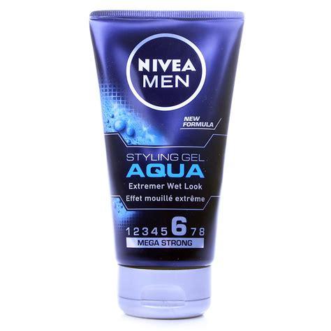 styling gel or cream nivea men aqua styling gel