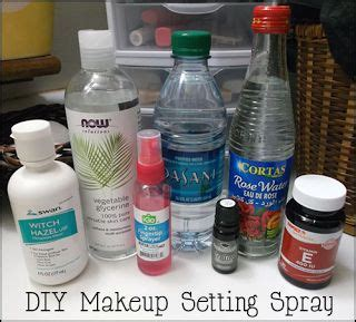 diy eyeshadow setting spray if you want it done right diy makeup setting spray