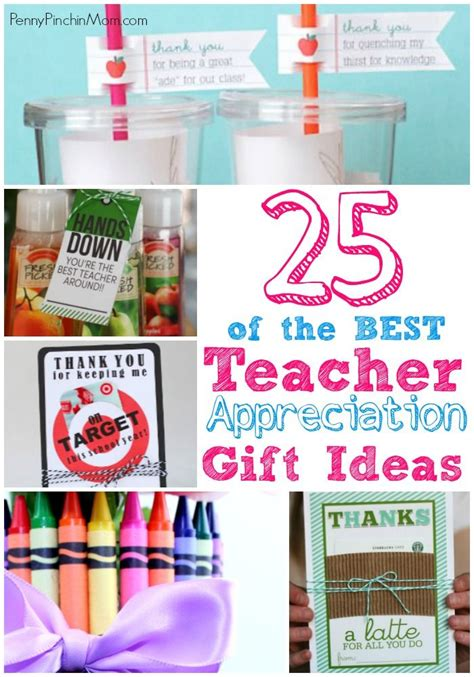 appreciation gifts a collection of