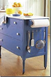 dresser kitchen island 10 clever ways to repurpose a dresser a cultivated nest