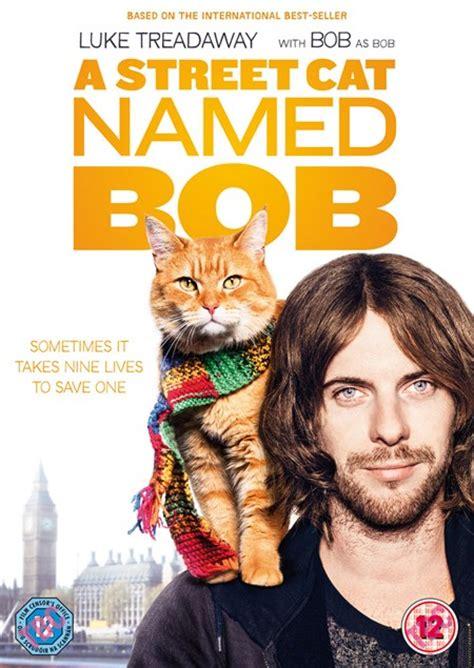 Cat 1 Named by A Cat Named Bob Dvd 5035822085749 Ebay