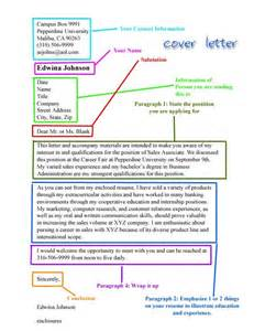 basic cover letter breakdown cover letters