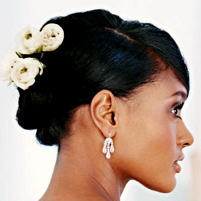 American Wedding Hairstyles And Hairdos by American Wedding Hairstyles Hairdos Floral Updo
