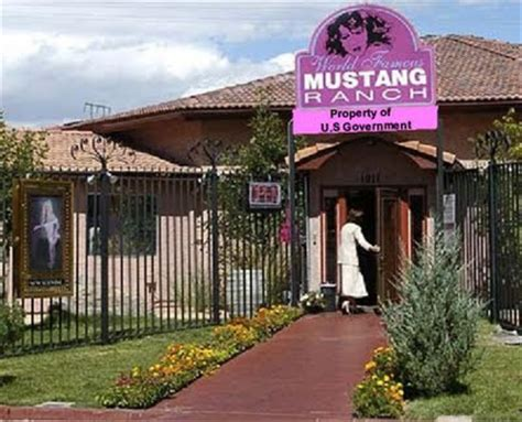 where is the mustang ranch o tempora o mores september 2011