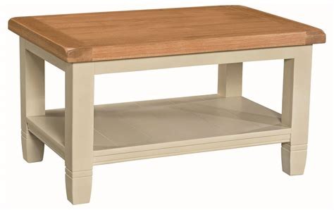 small coffee tables dorchester painted small coffee table oak furniture