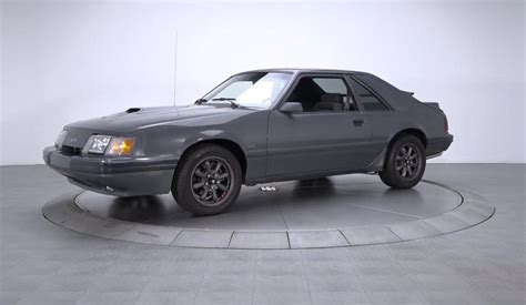 near original 1986 ford mustang svo mustangforums