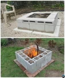 concrete block pit best 25 cinder block pit ideas on cinder