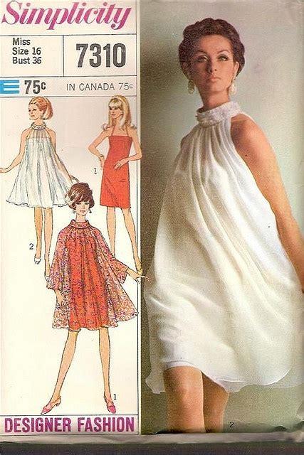 vintage pattern overlay vintage sewing pattern 1960s sheer overlay dress