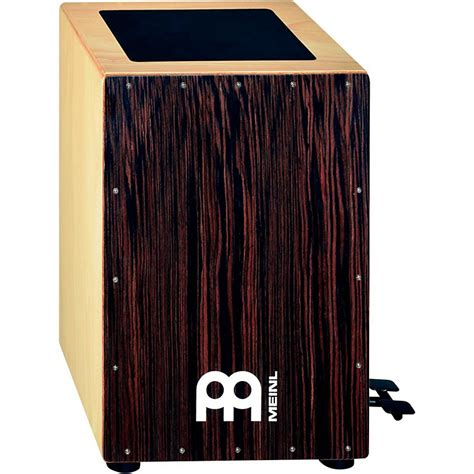 cajon foot pedal meinl bass cajon with foot pedal and frontplate