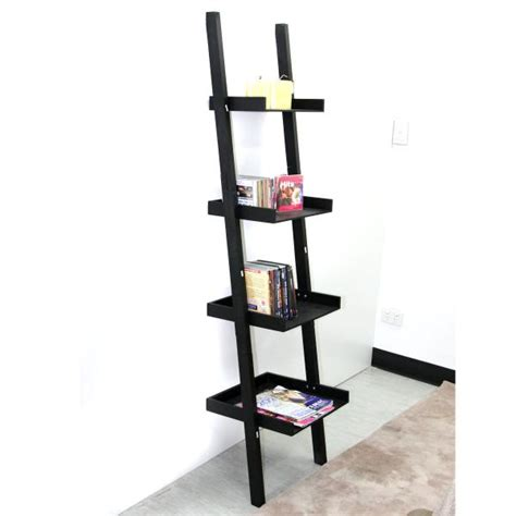 small ladder bookcase ladder bookshelf design simple small steveb interior