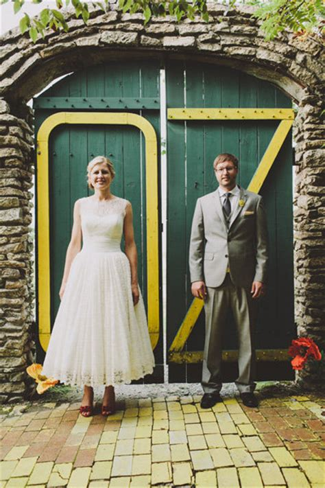 a wonderful wizard of oz wedding bridalguide