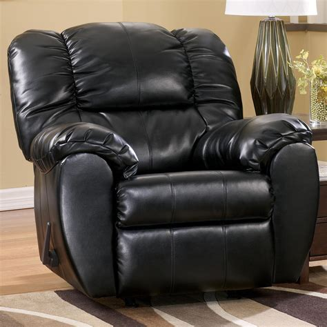 ashley leather recliners signature design by ashley dylan durablend onyx bonded
