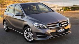 Mercedes Dealer 2015 Mercedes B200 Review Road Test Carsguide