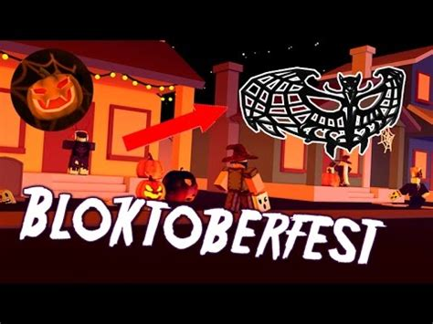 roblox hallows eve bloktoberfest how to get the hallows