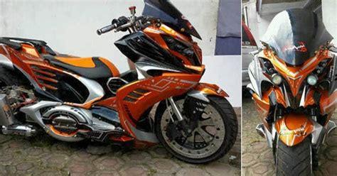 Kas Rem Belakang Matik Yamaha Honda modifikasi honda vario 125 fi 2012 matik vario robotik