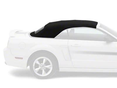 opr mustang headliner charcoal 95039 (99 04 convertible