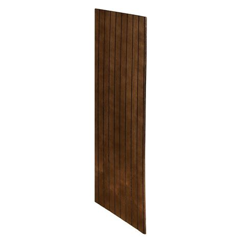 cabinet end panel skins home decorators collection manganite assembled 11 25x30x0