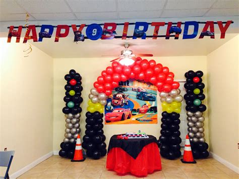 Disney Pixar Cars Baby Shower Decorations by Cake Table Background Disney Pixar Cars Disney Pixar
