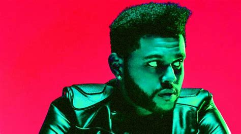 whats th weeknd hairstyle called the weeknd shows off new hair and new song
