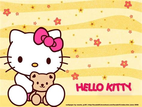 hello kitty themes lenovo hello kitty backgrounds for laptops wallpaper cave
