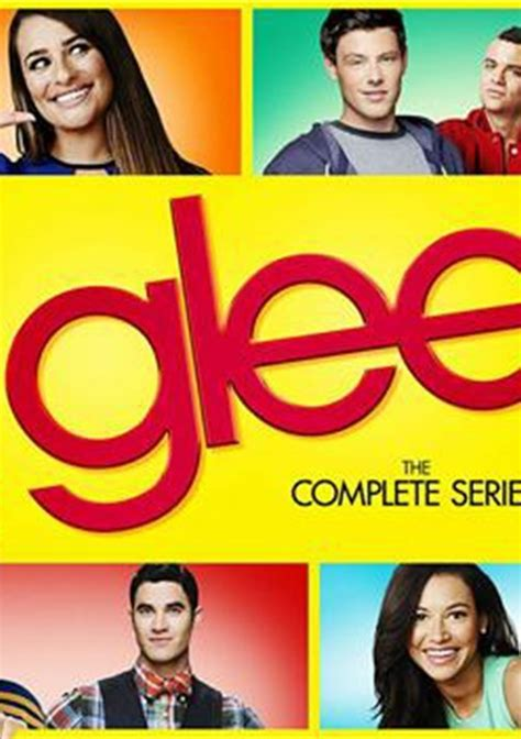 film seri glee glee the complete series dvd 2009 dvd empire