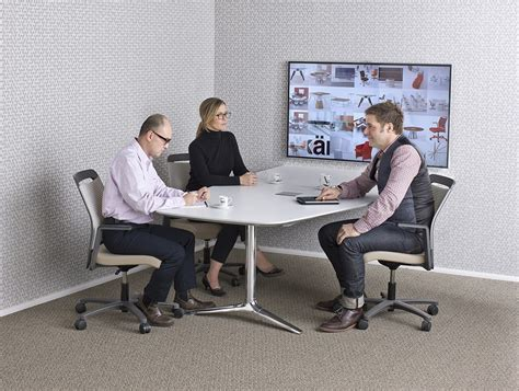 contemporary modern office furniture from strong project why your office needs touchdown spaces modern office