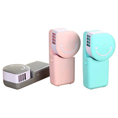portable air conditioner runs battery desktop portable small fan mini air conditioner runs on