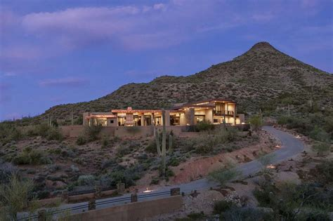 Arizona Homes by Award Winning Modern Luxury Home In Arizona The Sefcovic Residence Freshome