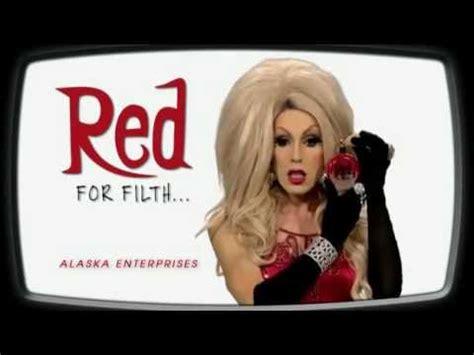 Detox Perfume Commercial by Rupaul S Drag Race Alaska S Perfume Commercial