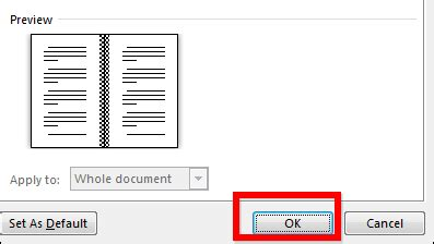 book layout in word 2013 create a booklet in word 2013 and print it the right way