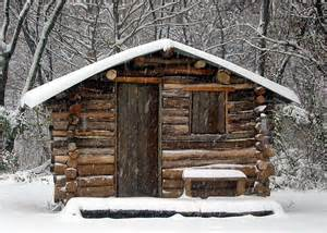How To Build A Small Cabin In The Woods house of fallen timbers let it snow