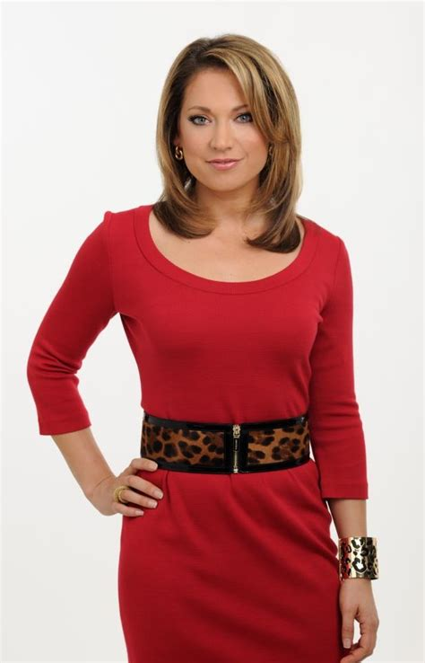 Ginger Hair On Gma | ginger zee probably the hotter woman on the news hair