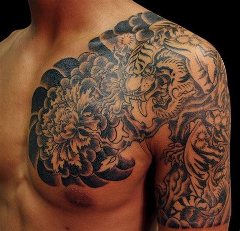 yakuza tattoo skyrim tatuaggio tigre il significato nella cultura cinese