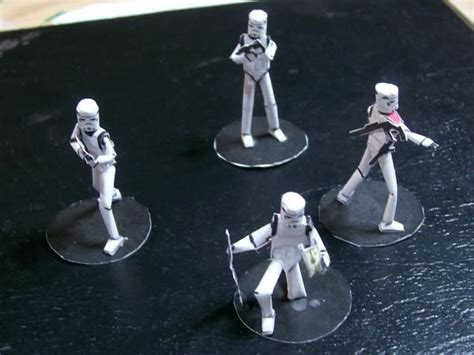 How To Make Paper Soldiers - tcf gaming legacy soldier