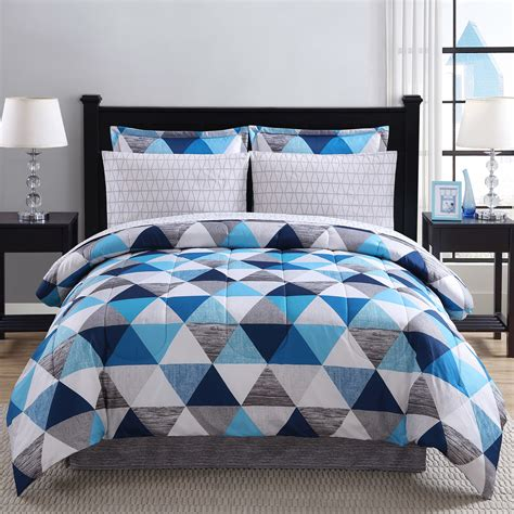 colormate kaleidoscope complete comforter set sears