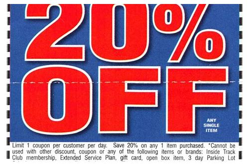 harbor freight tools coupons 20 off