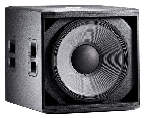 Speaker Subwoofer Jbl 18 Inch jbl stx818s single 18 inch bass reflex subwoofer