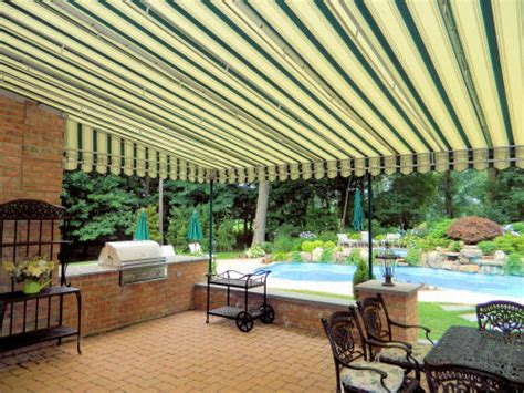 stationary awnings stationary awnings long island m m sign awning