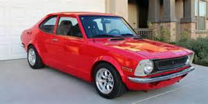 Toyota Sr5 How About This 1974 Toyota Corolla Sr5 For 10 000