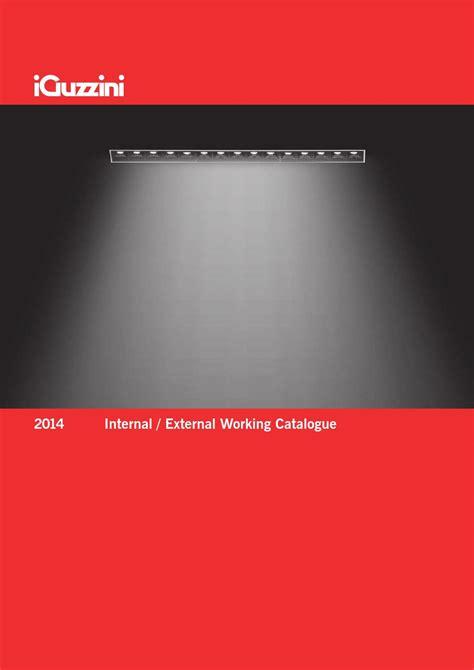 guzzini illuminazione catalogo working catalogue 2014 iguzzini en part1 by bellatrix