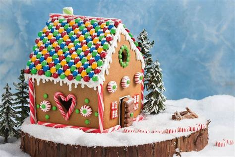 homemade gingerbread house gingerbread house