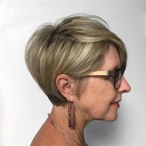 short hairstyles for women over 60 v neck 1136 best images about hairstyles for women over 40 on